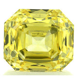 Certified Lab Grown Diamond #900025183 Renaissance Cut 1.78 Ct Canary Yellow Color VVS2 Clarity Loose Lab Grown Diamond Renaissance Diamonds