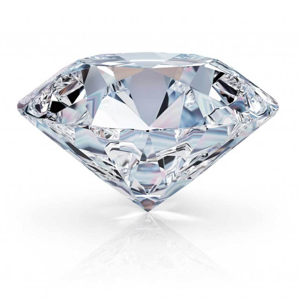 Certified Lab Grown Diamond #930091129 Round 0.93 Ct J Color SI1 Clarity Loose Lab Grown Diamond Renaissance Diamonds