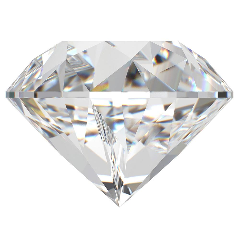 Certified Lab Grown Diamond #971101952 Round 1.07 Ct G Color SI1 Clarity Loose Lab Grown Diamond Renaissance Diamonds