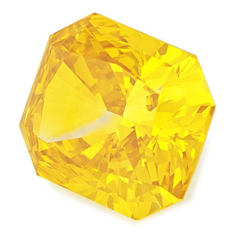 Cultural Diamond, Best For Affordable Wedding Rings, #900026949 Radiant, 1.27 Ct, Vivid Yellow Color, Vvs2 Clarity Loose Lab Grown Diamond Renaissance Diamonds