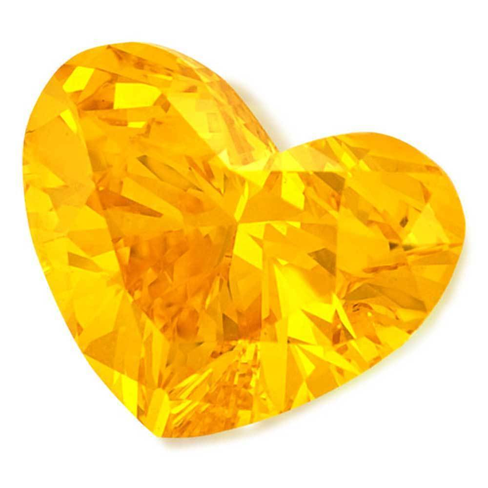 Cultural Diamond Within Your Budget For Wedding Ring, #900028102 Heart, 0.75 Ct, Vivid Yellow Color, Vs2 Clarity Loose Lab Grown Diamond Renaissance Diamonds