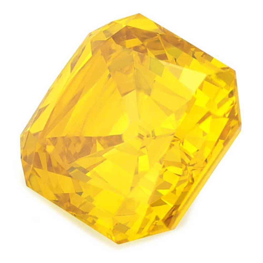 Cultured Diamonds For Beautiful Rings In Affordable Cost, #900021132 Renaissance Cut, 1.20 Ct, Vivid Yellow Color, Si1 Clarity Loose Lab Grown Diamond Renaissance Diamonds