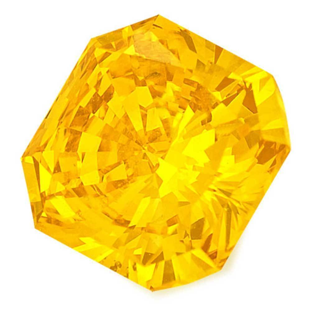 Cultured Diamonds That Are Within Your Range For Rings, #900030262 Radiant, 0.93 Ct, Vivid Yellow Color, Si2 Clarity Loose Lab Grown Diamond Renaissance Diamonds