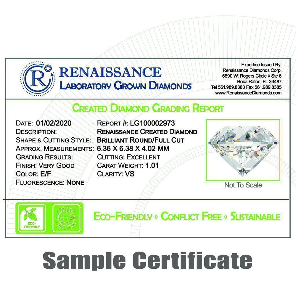 Fake Diamonds Best For Affordable Wedding Rings, #930011014 Princess, 1.51 Ct, Off Color , Si1 Clarity Loose Lab Grown Diamond Renaissance Diamonds
