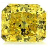 Fake Diamonds That Are Within Your Budget For Ring, #900030567 Radiant, 1.69 Ct, Canary Yellow Color, Vvs2 Clarity Loose Lab Grown Diamond Renaissance Diamonds