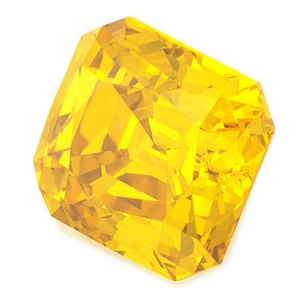Lab Created Diamonds For Beautiful Rings In Low Cost, #900020831 Renaissance Cut, 1.42 Ct, Vivid Yellow Color, Vvs2 Clarity Loose Lab Grown Diamond Renaissance Diamonds