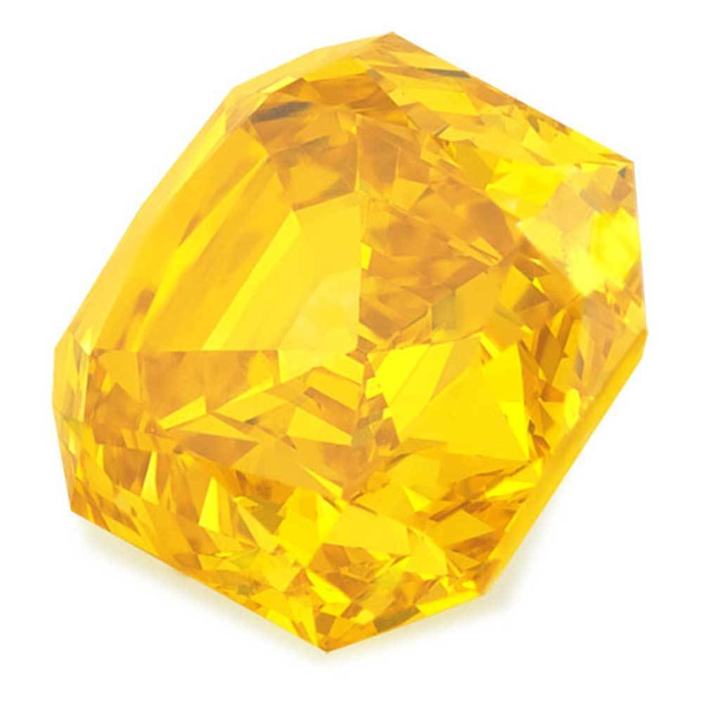 Lab Created Diamonds For Rings In Affordable Cost, #900021222 Renaissance Cut, 1.35 Ct, Vivid Yellow Color, Vvs2 Clarity Loose Lab Grown Diamond Renaissance Diamonds