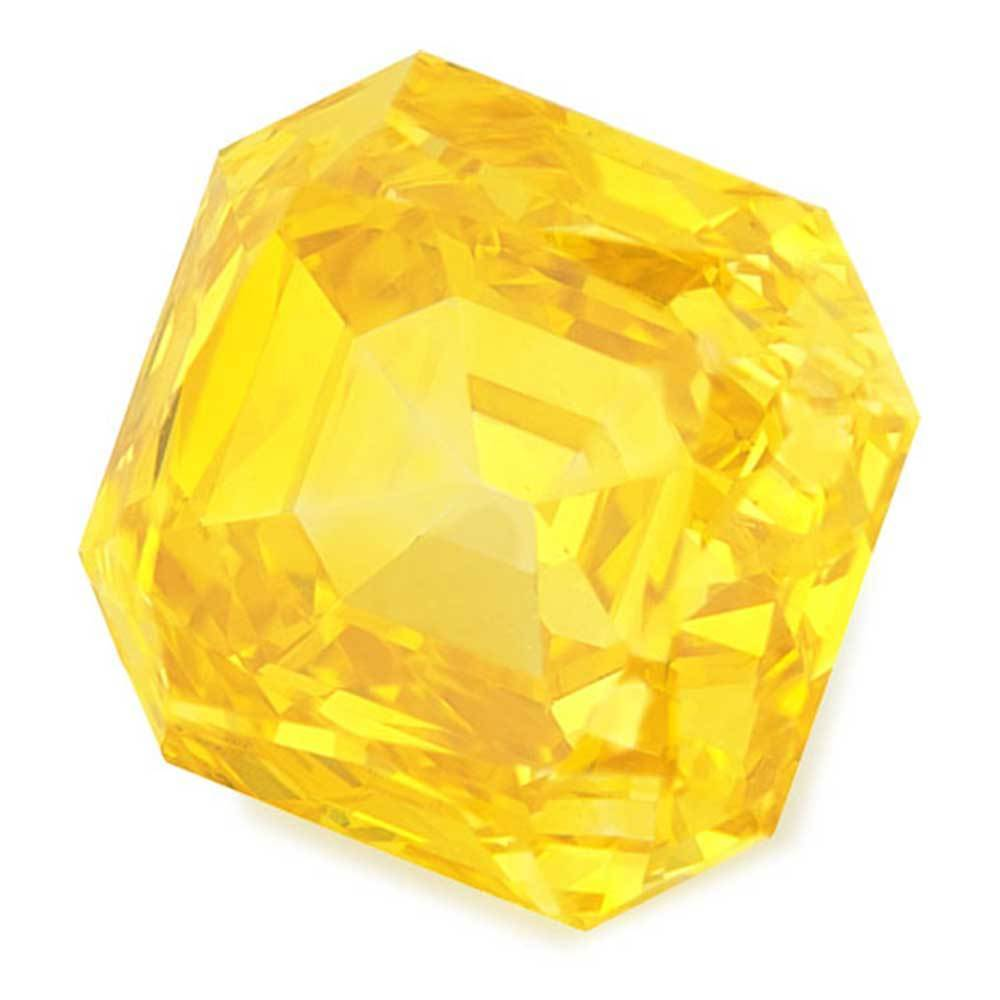 Lab Grown Diamonds For Sale In Low Cost Price For Rings, #900020936 Renaissance Cut, 1.12 Ct, Vivid Yellow Color, Vs2 Clarity Loose Lab Grown Diamond Renaissance Diamonds