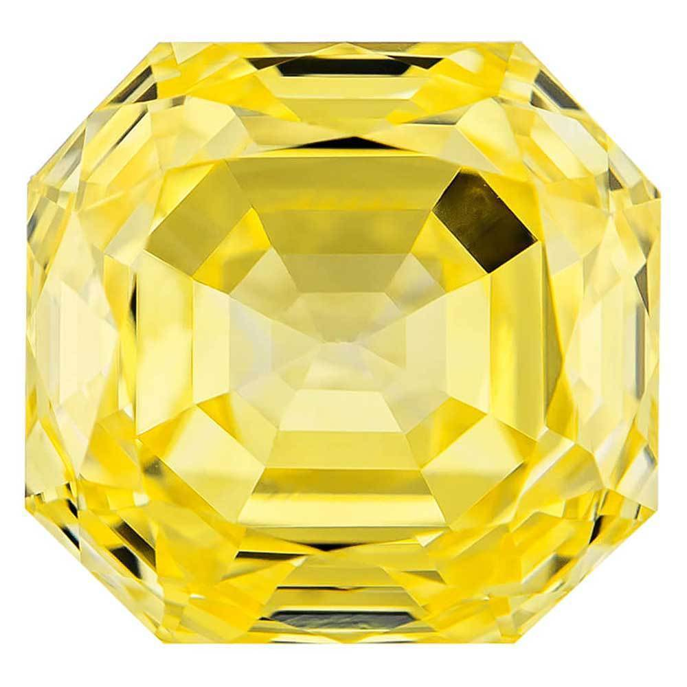 Lab Grown Diamonds That Are Of Low Cost For Rings, #930027938 Radiant, 1.08 Ct, Canary Yellow Color, Si1 Clarity Loose Lab Grown Diamond Renaissance Diamonds