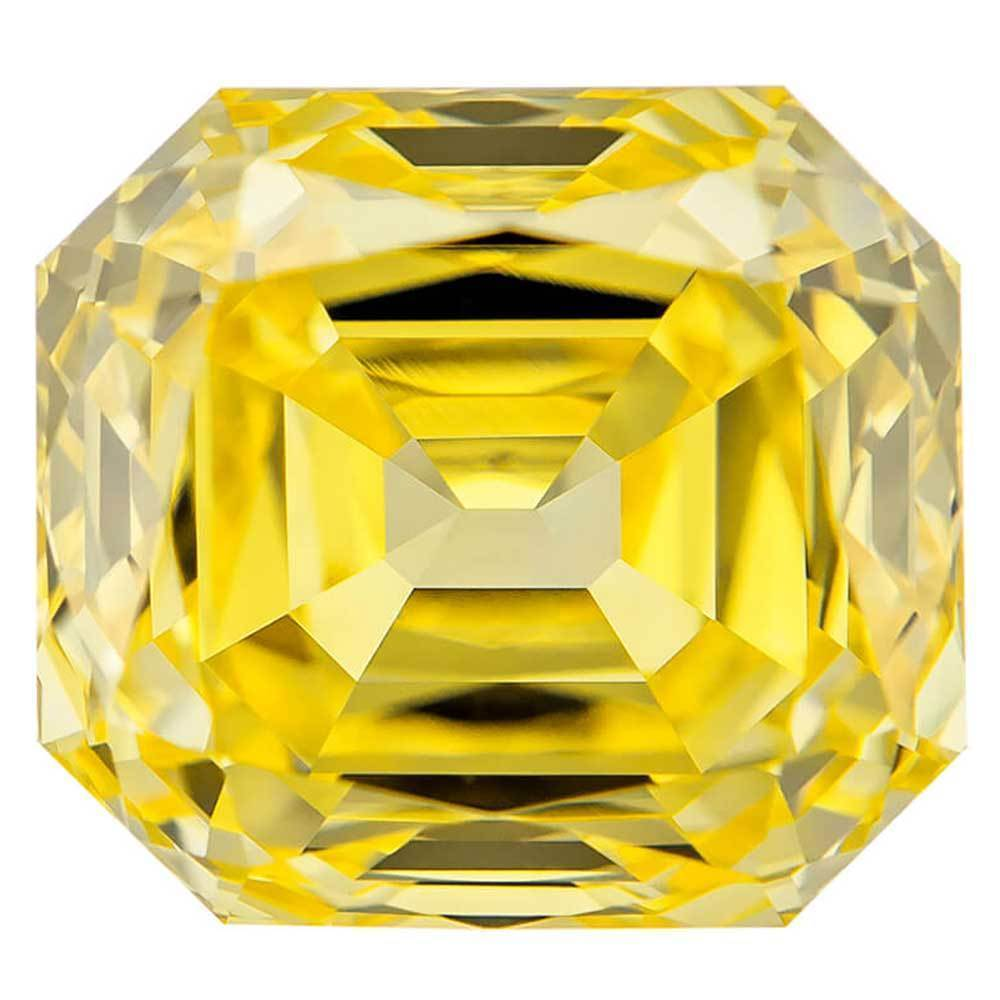 Lab Grown Diamonds Within Your Budget For Beautiful Rings, #900028650 Renaissance Cut, 1.62 Ct, Canary Yellow Color, Vvs2 Clarity Loose Lab Grown Diamond Renaissance Diamonds