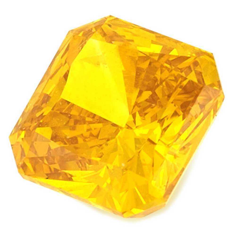 Lab Grown Diamonds Within Your Range For Wedding Rings, #900028330 Radiant, 1.25 Ct, Vivid Yellow Color, Vvs2 Clarity Loose Lab Grown Diamond Renaissance Diamonds