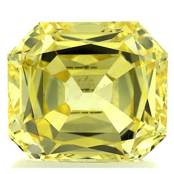 Man Made Diamonds In Your Budget For Beautiful Wedding Rings, #900020462 Renaissance Cut, 1.81 Ct, Canary Yellow Color, Vs2 Clarity Loose Lab Grown Diamond Renaissance Diamonds