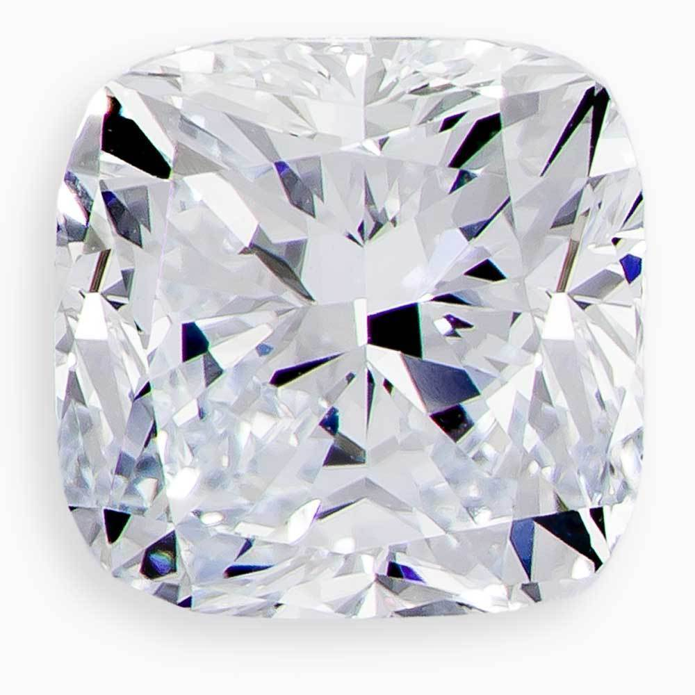 Select Fake Diamonds That Are Available For Beautiful Wedding Rings #971101515 Square Cushion 3.14 Ct H Color Vs1 Clarity Loose Lab Grown Diamond Renaissance Diamonds