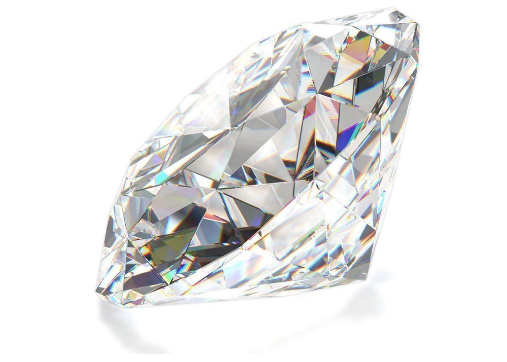 Select Man Made Diamonds That Are For Wedding Rings In Low Range #971101770 Round 2.01 Ct H Color Si2 Clarity Loose Lab Grown Diamond Renaissance Diamonds
