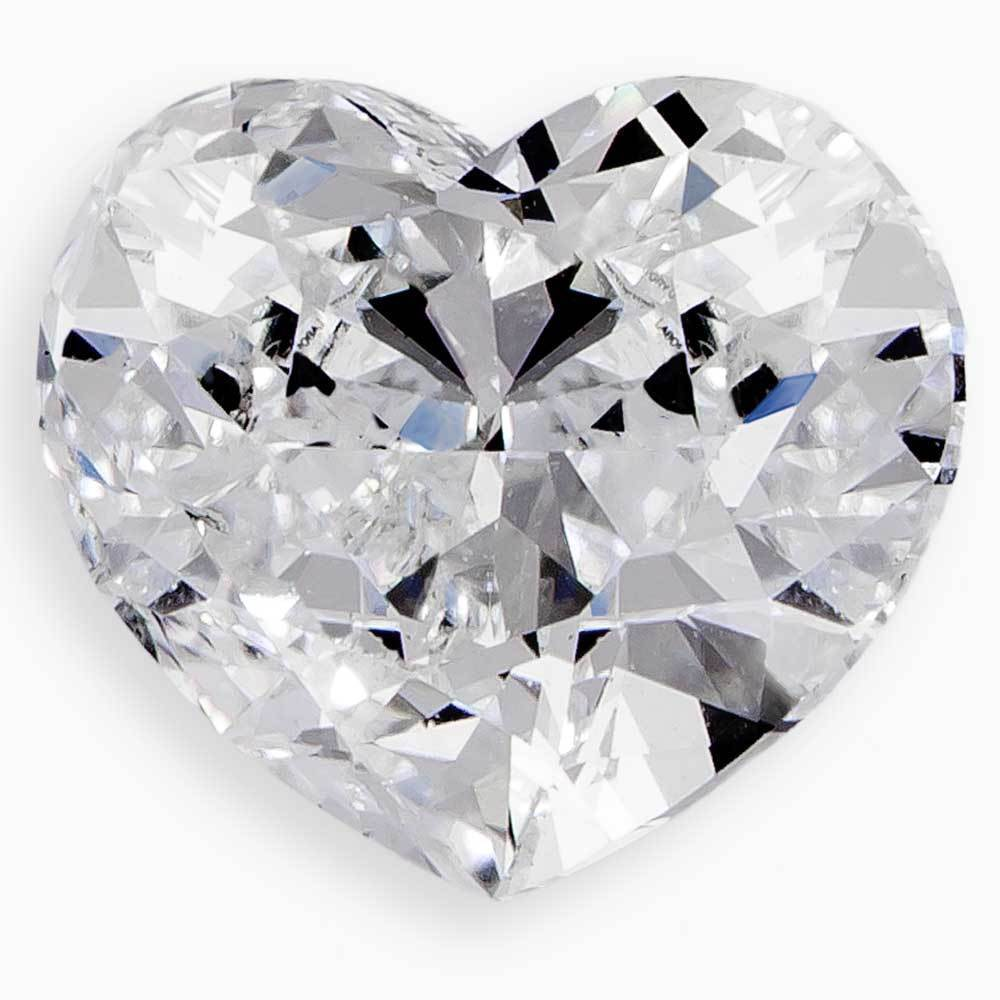 Select Synthetic Diamonds That Are For Beautiful Engagement Rings #971102026 Heart 1.00 Ct H Color Vs2 Clarity Loose Lab Grown Diamond Renaissance Diamonds H 1 VS2