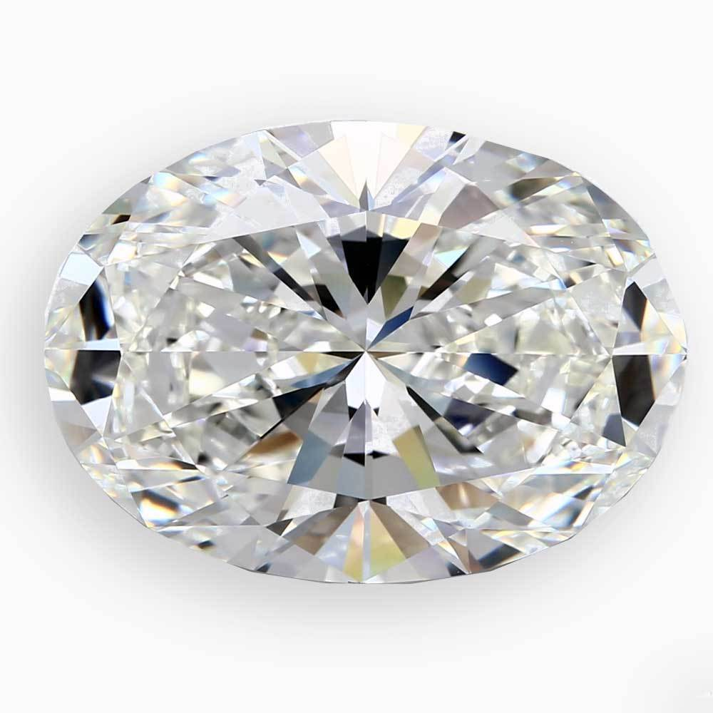 Select Types Of Diamonds Cuts That Are Cheap For Rings #971101796 Oval 1.00 Ct G Color Si1 Clarity Loose Lab Grown Diamond Renaissance Diamonds
