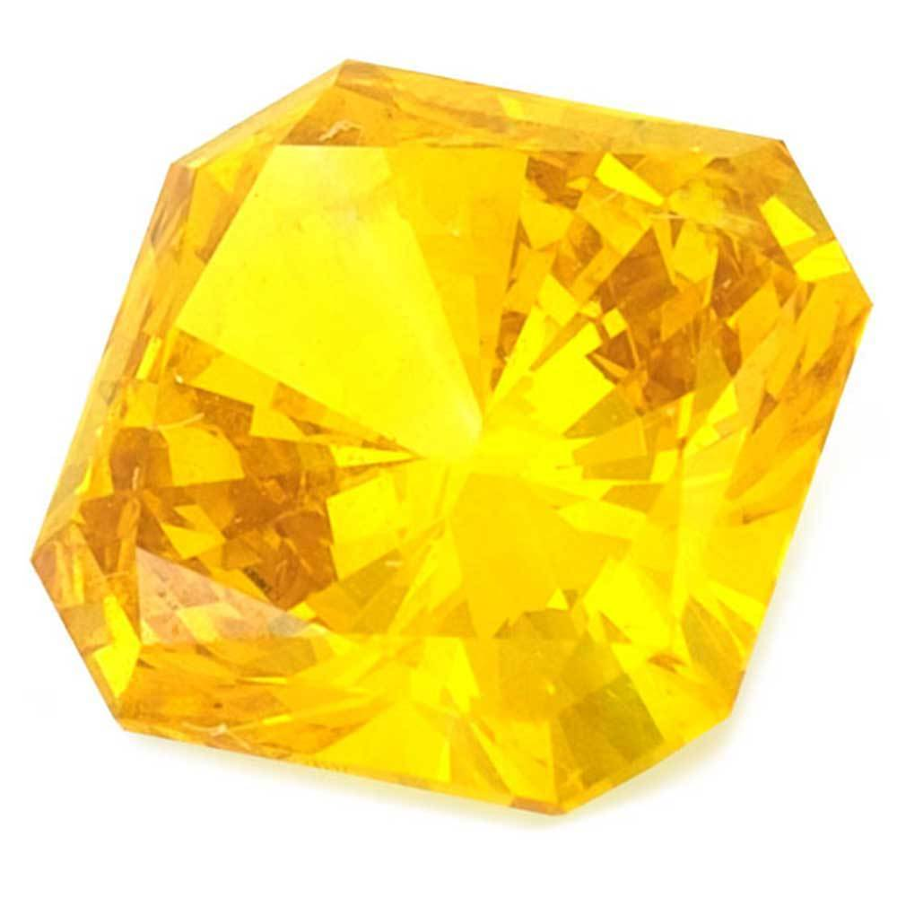 Synthetic Diamond Price In Your Budget For Wedding Rings, #900028197 Radiant, 1.18 Ct, Vivid Yellow Color, Vvs2 Clarity Loose Lab Grown Diamond Renaissance Diamonds