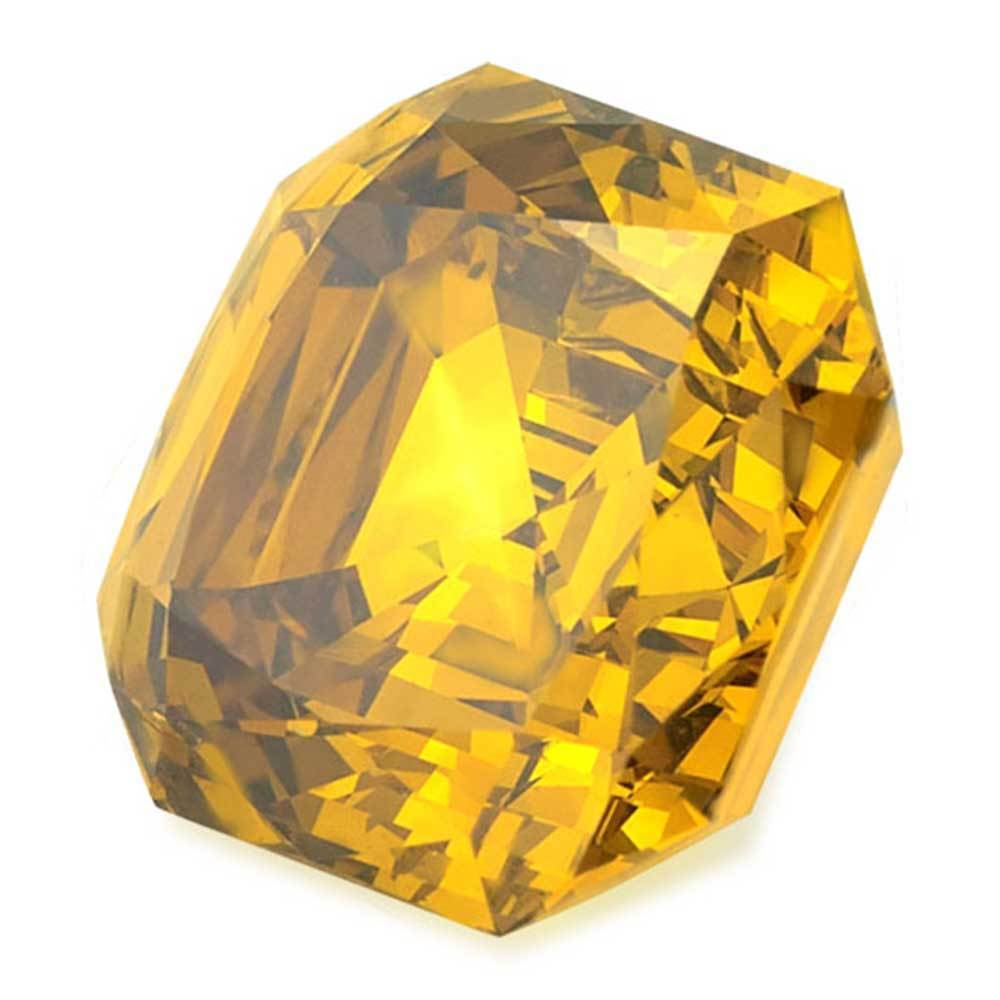 Synthetic Diamond Price That Is Cheap For Engagement Ring, #900021554 Renaissance Cut, 1.39 Ct, Cognac Color, Si1 Clarity Loose Lab Grown Diamond Renaissance Diamonds
