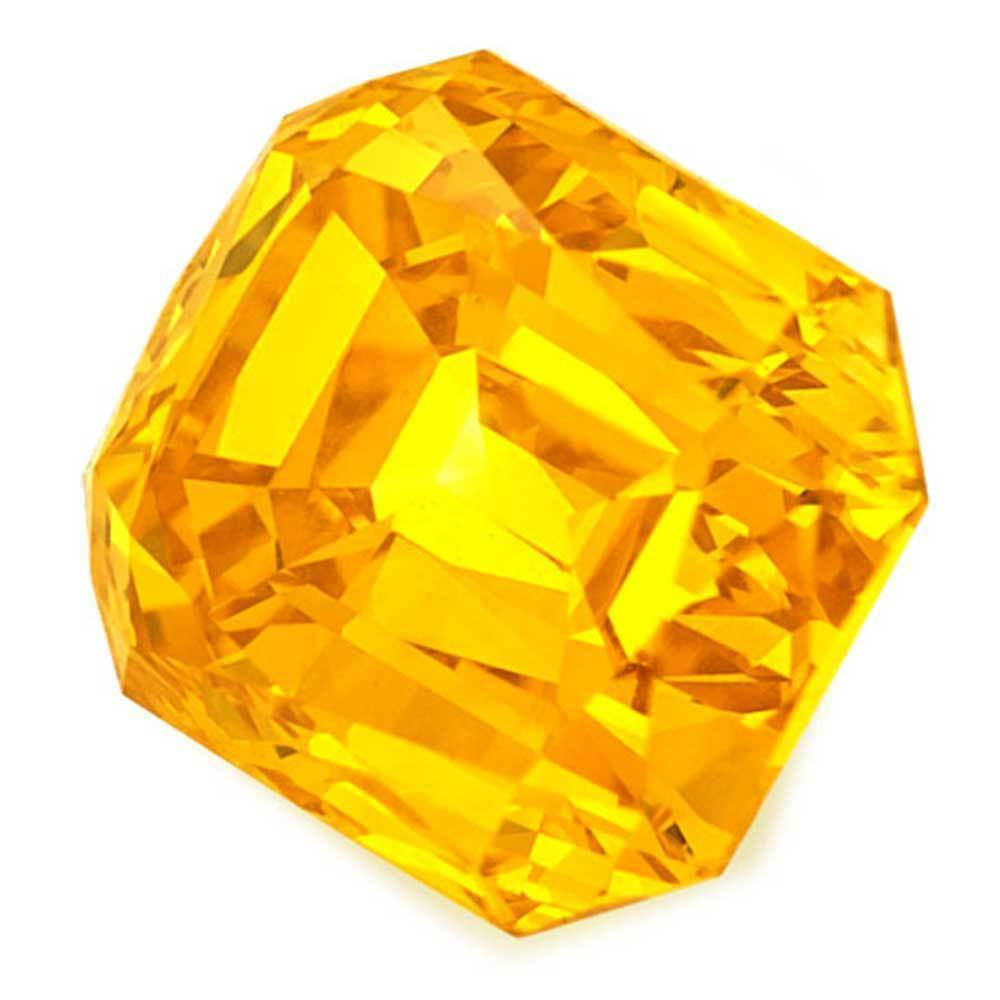 Synthetic Diamonds Within Your Range For Rings, #900028513 Renaissance Cut, 1.24 Ct, Vivid Yellow Color, Vvs1 Clarity Loose Lab Grown Diamond Renaissance Diamonds