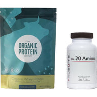 Organic Whey Protein - the 20 Aminos Bundle