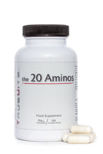 Load image into Gallery viewer, the 20 Aminos - 120 capsules