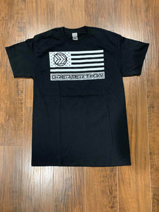 USA Black Shirt