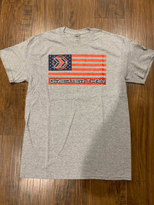 USA Gray Shirt