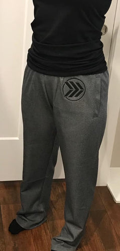 Grey Fleece Sweatpants