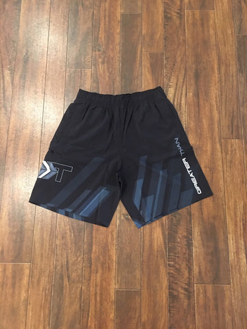 Black/Gray Shorts