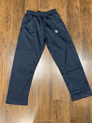 Navy Fleece Sweatpants