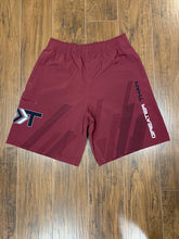 Load image into Gallery viewer, Maroon Shorts
