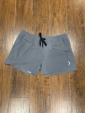 Women's Gray Shorts