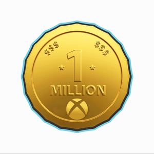 1 Million Coins for Xbox One