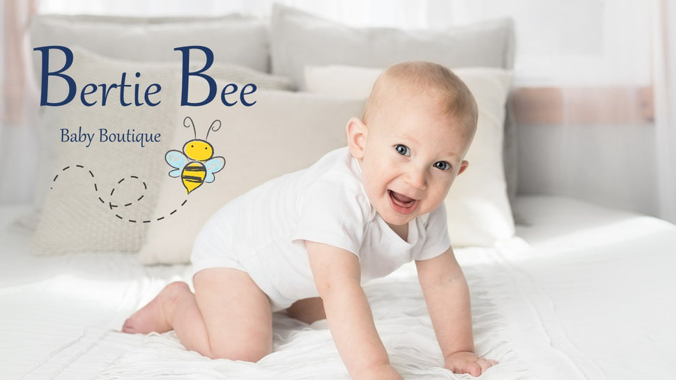 Bertie Bee clothing