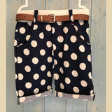 Spotty Shorts & Shirt Set