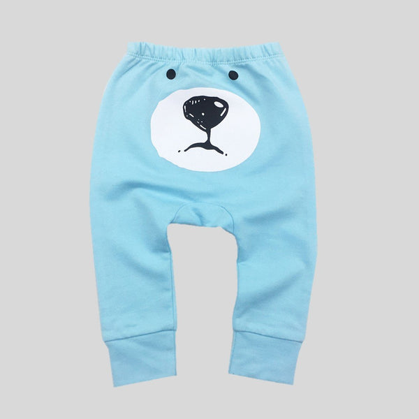 Blue Bear Leggings
