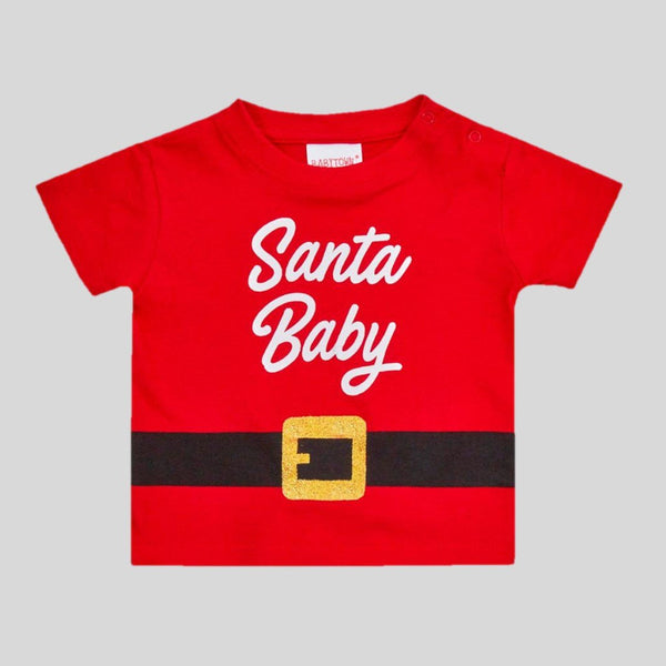 Toddlers 'Santa Baby' T-Shirt