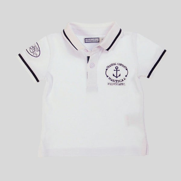 Nautical Polo Shirt