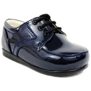 Boys Early Steps Royal Shoes In Navy