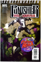 Load image into Gallery viewer, PUNISHER WAR JOURNAL #22 & 25 MARVEL COMICS