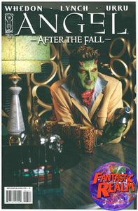 ANGEL #6: AFTER THE FALL 1:10 ANDY HALLETT LORNE PHOTO VARIANT IDW COMICS