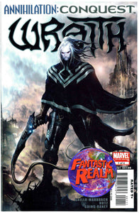 ANNIHILATION: CONQUEST WRAITH #1 of 4 1st PRINT (2007) MARVEL COMICS