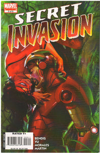 Secret Invasion #3 of 8  (2008)  MARVEL COMICS