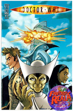 Load image into Gallery viewer, DOCTOR WHO #1, 2, 3 & 4 IDW COMICS