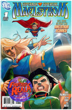 Load image into Gallery viewer, MAELSTROM SUPERMAN SUPERGIRL #1, 2, 3, 4, 5 DC COMICS