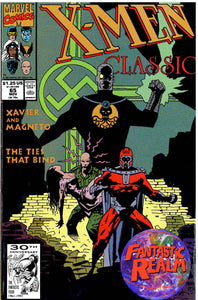X-MEN CLASSIC #65 (NOV 1991) MARVEL COMICS