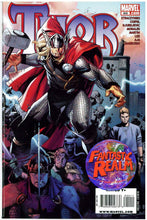 Load image into Gallery viewer, THOR  #600 & 600 DJURDJEVIC VARIANT COVER MARVEL COMICS