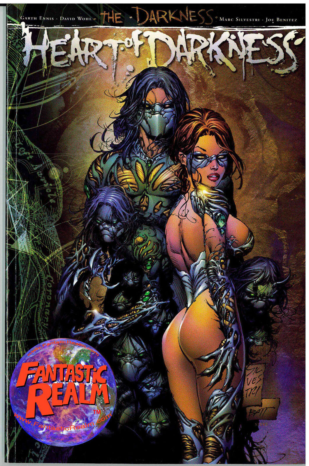 THE DARKNESS: HEART OF DARKNESS TOP COW UNIVERSE TPB GRAPHIC NOVEL