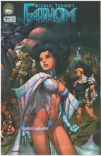Load image into Gallery viewer, Michael Turner's FATHOM #10A & 10B VARIANT (2008) ASPEN Comics