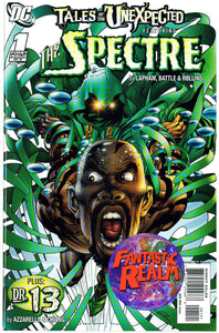 TALES OF THE UNEXPECTED (SPECTRE & DR. 13) DC COMICS